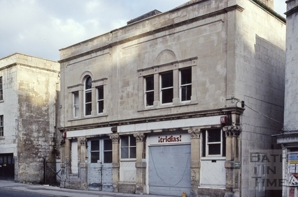 Walcot Tridias shop 1982
