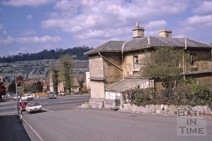 Warminster Road North Lodge 1967