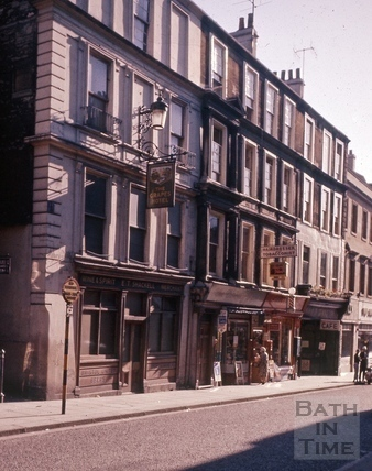 Westgate Street south side 1959