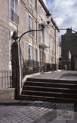 Widcombe Terrace 1979