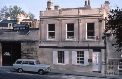 Queens Parade Place 1975