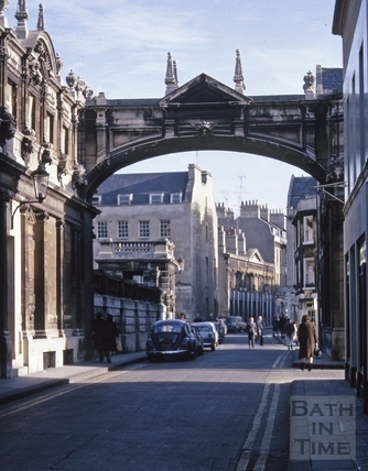 York Street looking east 1969