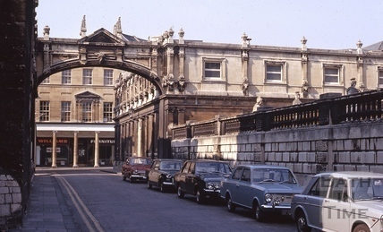 York Street looking west 1971