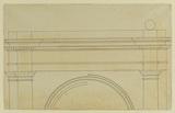 Architectural plan (verso)