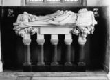Church of Saint Peter and Saint Paul;Brownlow Chapel;Tombs of Henry John Cokayne Cust