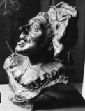 Bust of Coquelin Cadet en Mascarille