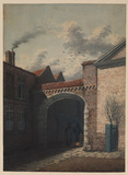 Old Gateway, Charterhouse