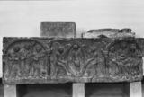 Santa Cruz de la Seros;Tomb of the daughters of Ramiro I