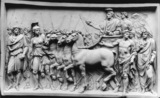 Relief from Arch of Titus