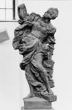 Hospital Complex;Statue of Wisdom