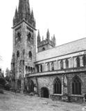 Llandaff Cathedral;Cathedral Church