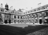 University of Cambridge, Gonville and Caius College