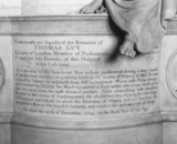 Monument to Thomas Guy