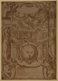 Design with the Barberini arms
