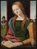 Magdalene reading
