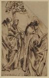 Saint Amandus and Saint Walpurga