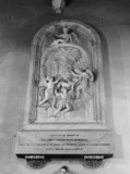 Saint Michael's Church;Monument to the Honorable Frederick Burrell