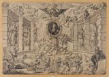 Allegory in honour of Emperor Leopold I (?)