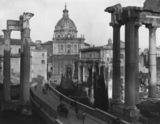Roman Forum;Temple of Vespasian