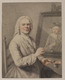 Portrait of Jan Maurits Quinckhardt