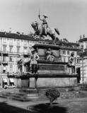 Monument to Carlo Alberto of Savoy