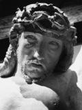 Crucifix for the Podesta Tomb in the Campo Santo di Staglieno, Genoa