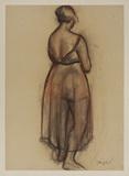 Femme debout (Standing woman)