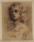 Portrait of the artist's son - James Seymour