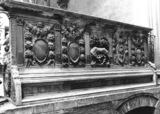 Loggia della Mercanzia;Bench