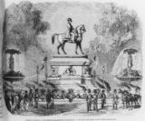 Equestrian Statue of Napoleon I