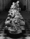 Church of the Sorbonne;Tomb of Cardinal Richelieu