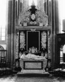 Utrecht Cathedral;Monument to W.J. Baron van Gendt