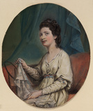Portrait of Maria Gunning, Countess of Coventry