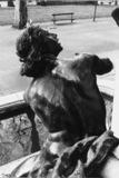 Monument to Eugene Delacroix