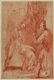 Study for the 'Beheading of Saint John the Baptist'