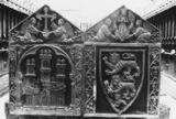 The Royal Monastery of Las Huelgas;Monastic Church of Las Huelgas;Tomb of Alfonso VIII and Eleanor of England