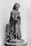 Campo Santo di Staglieno;Memorial to a Young Girl