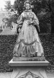 Statue of Queen Caroline Amalie