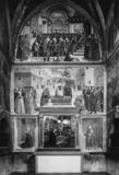 Santa Trinita;Sassetti Chapel