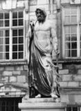 Christiansborg Slot;Statue of Aesculapius