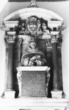 St Leonard;Monument to Sir George Croke