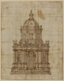 Design for a church, or tabernacle