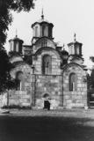 Church of Gracanica Monastery