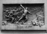 Monument to Colonel de Villebois Mareuil