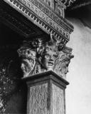 Santa Croce;Church of Santa Croce;Annunciation Tabernacle