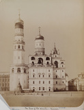 Kremlin;Ivan the Great Bell Tower