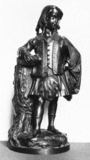 Statuette of Lord Ronald Leveson Gower