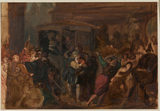 Assassination of Henry IV (recto)