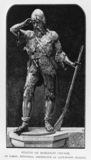 Statue of Robinson Crusoe
