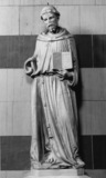 Statue of San Francesco